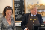 Victoria Prentis MP with Boris Johnson