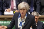 Embedded thumbnail for Watch: Victoria Prentis MP asks PM for national maternity review